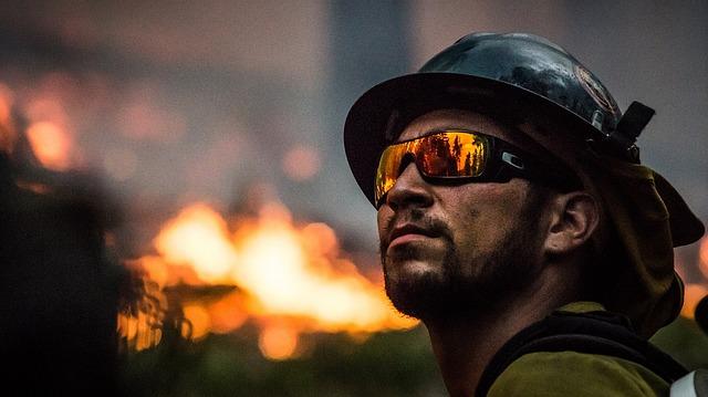 Peritos de seguros en incendios